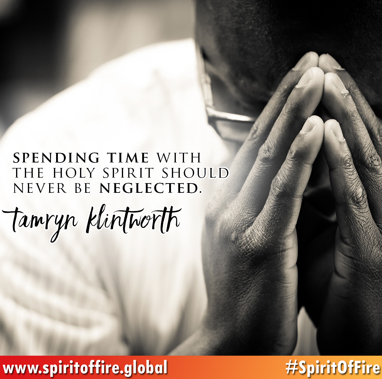 Time With The Holy Spirit